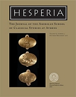 Hesperia journal