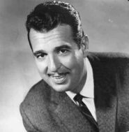 Another head shot of an attractive T. Ernie Ford.