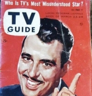 Tennessee's face on the front of TV Guide