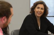 Nancy Rogers, a professor at the University of Cincinnati McMicken College of Arts & Sciences.