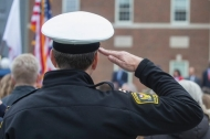 UC's annual Veterans Day ceremony salutes those in the armed forces