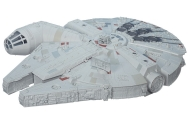 The original toy version of the Millennium Falcon from Star Wars which was designed by a University of Cincinnati alum.