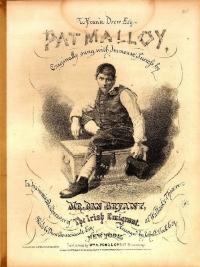 Irish music cover called Pat Malloy