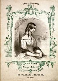 Irish music cover called Erin's Daughter