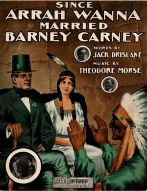 Irish music cover Since Arrah Wanna Married Barney Carney