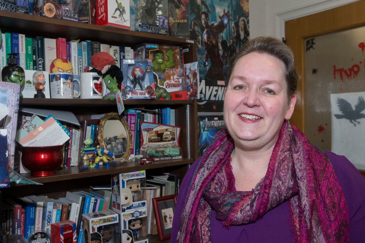 UC English professor Rebecca Borah said future superhero movies will be more inclusive, thanks in part to the financial success of Black Panther.