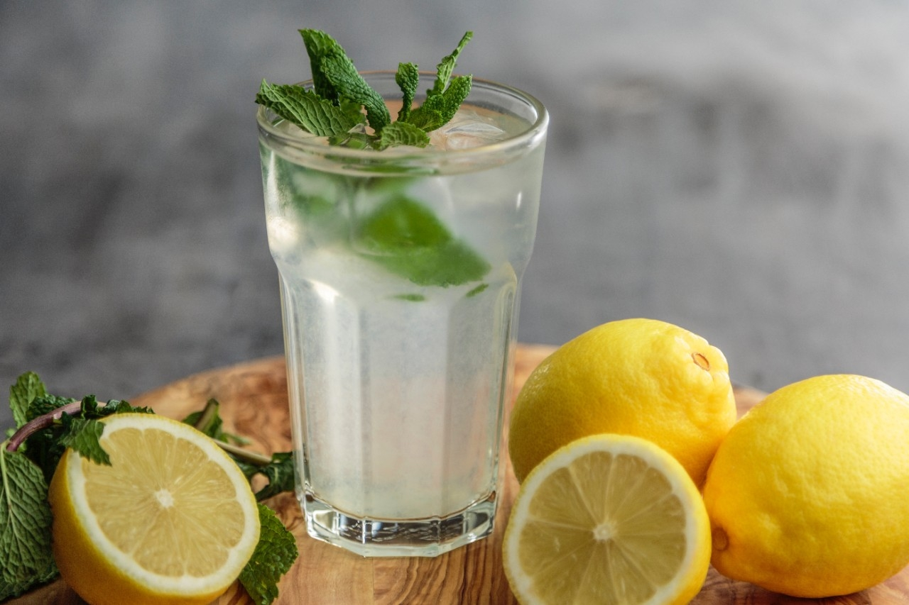 Cincinnati mixologist Molly Wellmann recommends a cocktail called the Southside made with gin, lemon, Triple Sec and fresh mint. (Photo by Francesca Hotchin/Unsplash)