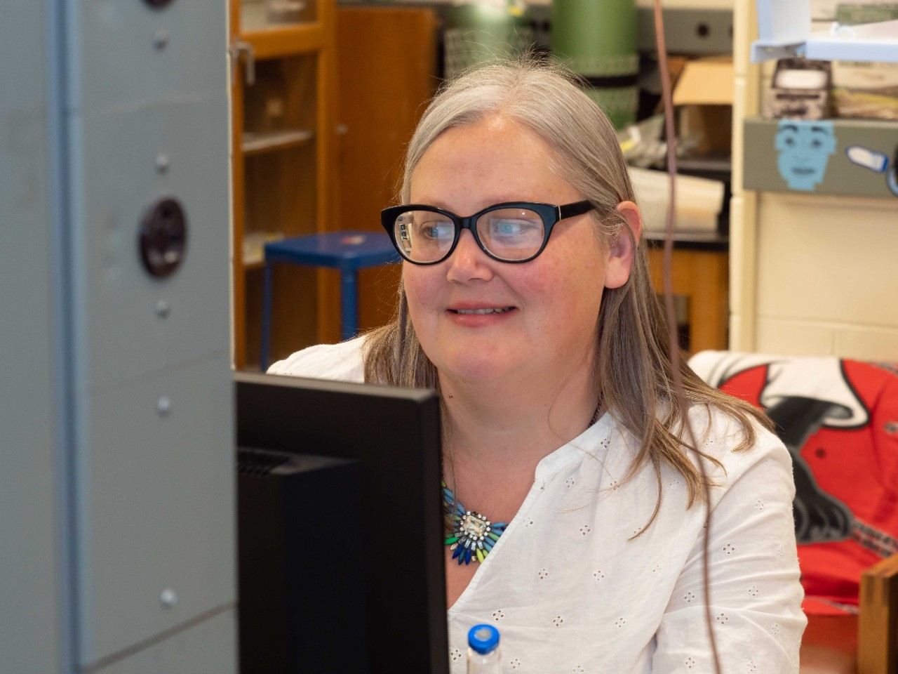UC geology professor Amy Townsend-Small has spent her career studying methane and groundwater.