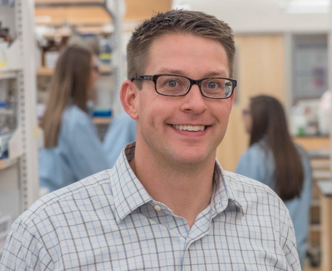 Joshua Benoit (Photo by Jay Yocis/UC Creative Services)
