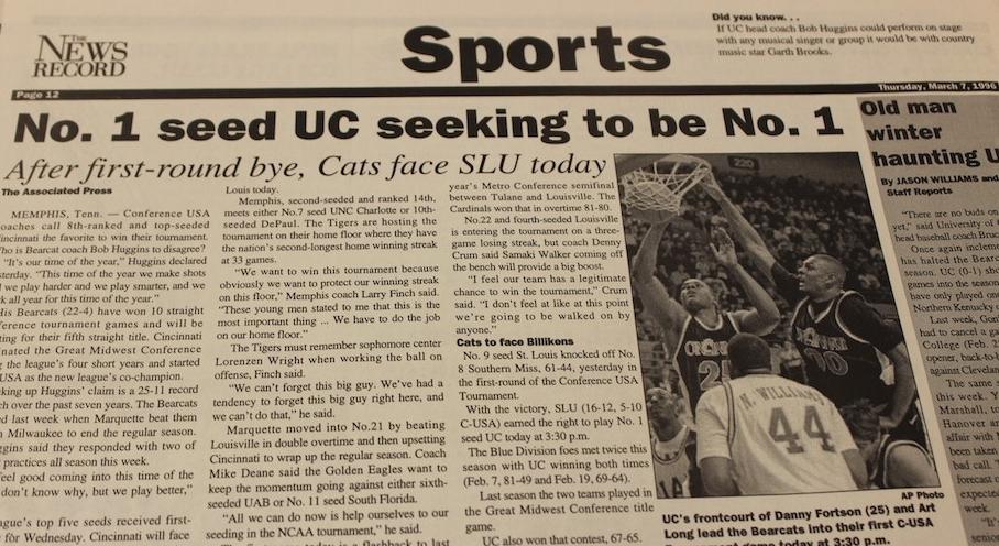 News Record 1996