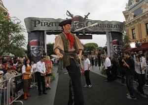Phil Solomon at ''Pirates'' premiere