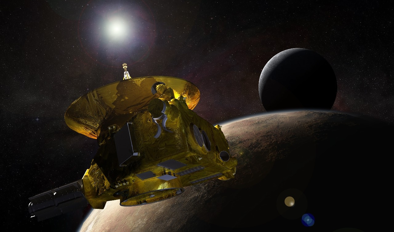 NASA's New Horizons spacecraft provided the most intimate look yet at Pluto in 2015.