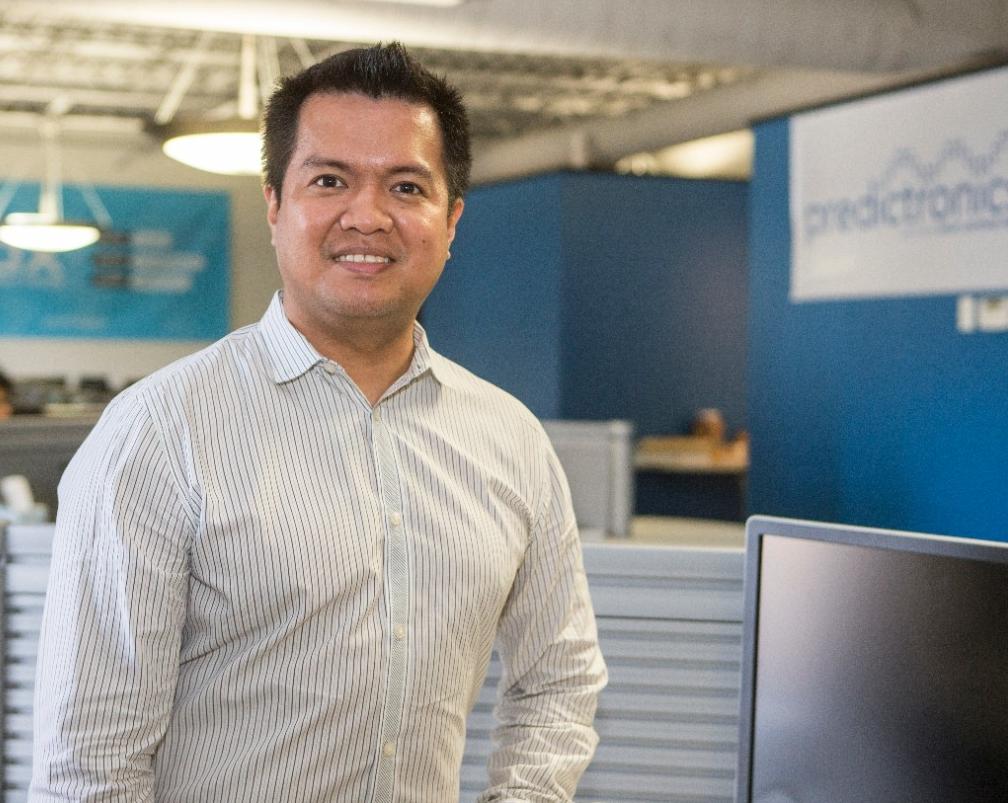 Predictronics CEO Edzel Lapira