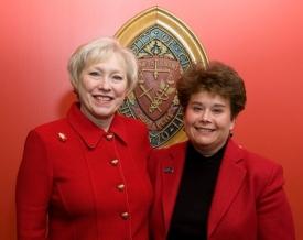 Trustees name Monica Rimai interim UC president