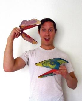 Snappets founder Zachary Opaskar