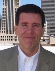 Headshot of David Niven