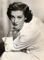 Jane Froman portrait from the 1930s