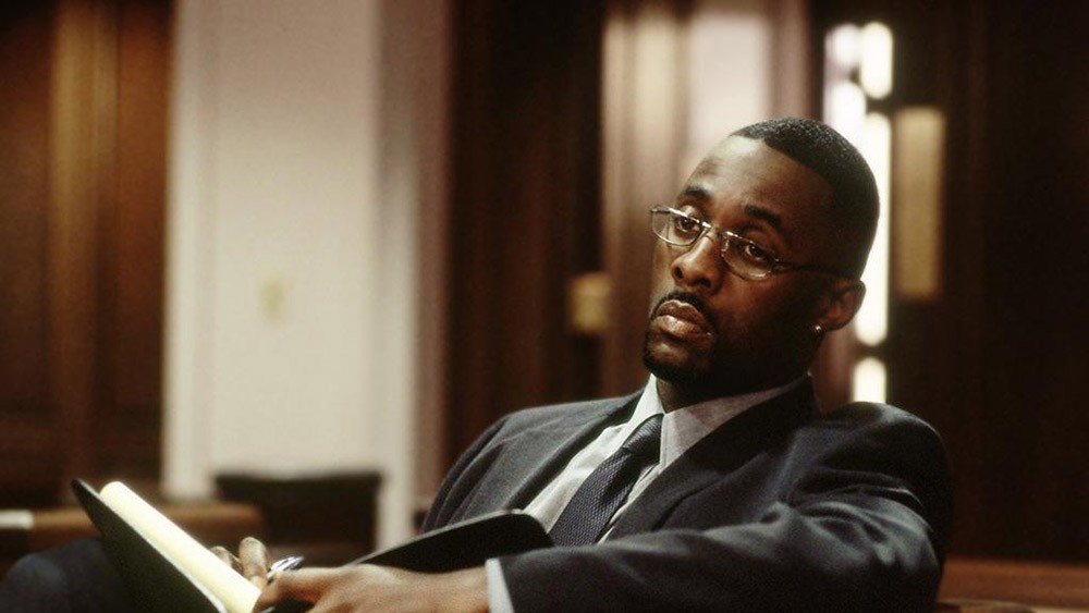 Idris Elba plays Stringer Bell in The Wire.