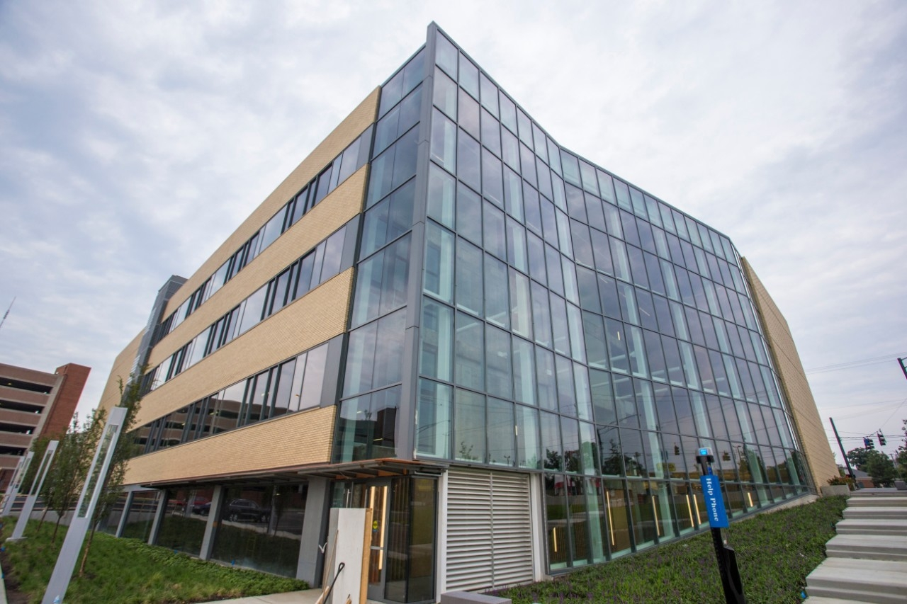 UC's 1819 Innovation Hub connects students, faculty, business and nonprofits.