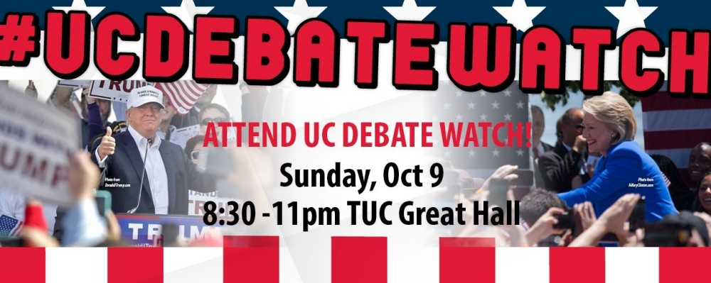UC Debate Watch