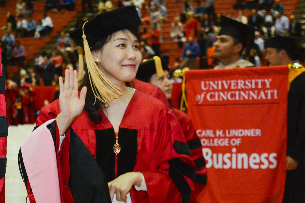2016 UC Spring Commencement