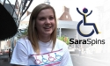 Sara Spins - one student's journey to UC