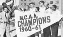 Rare footage: 1961 NCAA champs celebrate