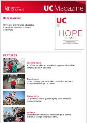 Past UC E-Magazines