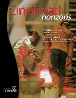 UC Magazine, January 2005