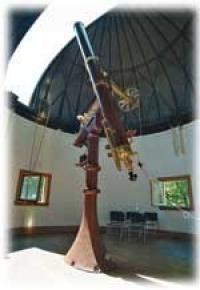 Refracting telescope photo/Dottie Stover