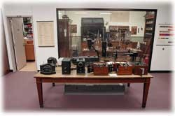 1900 reproduction chemistry lab photo/Jay Yocis