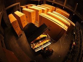 New UC Steinway Piano