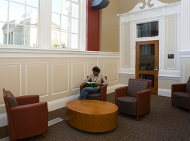 Renovated CECH Library