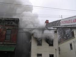 Cincinnati firefighters
