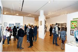UC art gallery