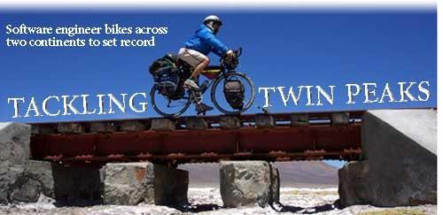 Tackling twin peaks