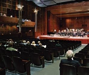 CCM Corbett Auditorium