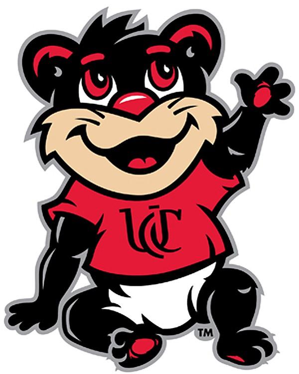 Image result for University of cincinnati mascot