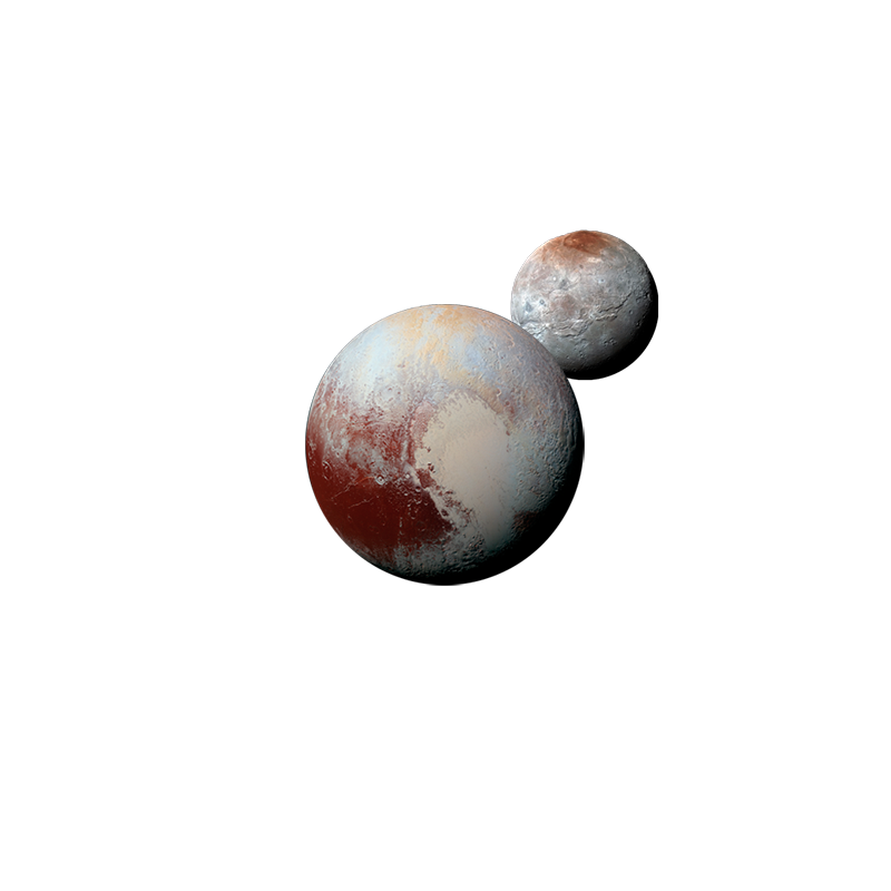 image of pluto