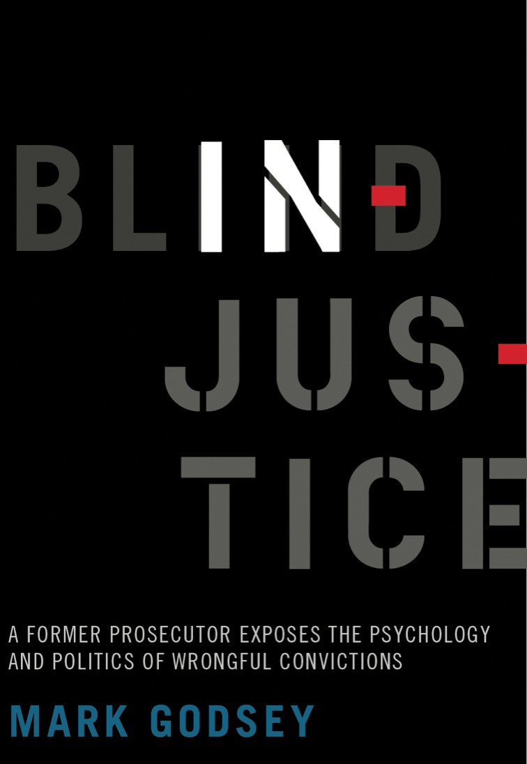 Cover of Blind Injustice