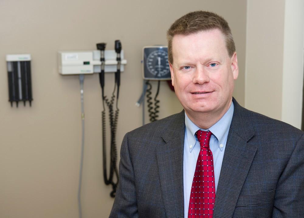 Dr. David Ficker