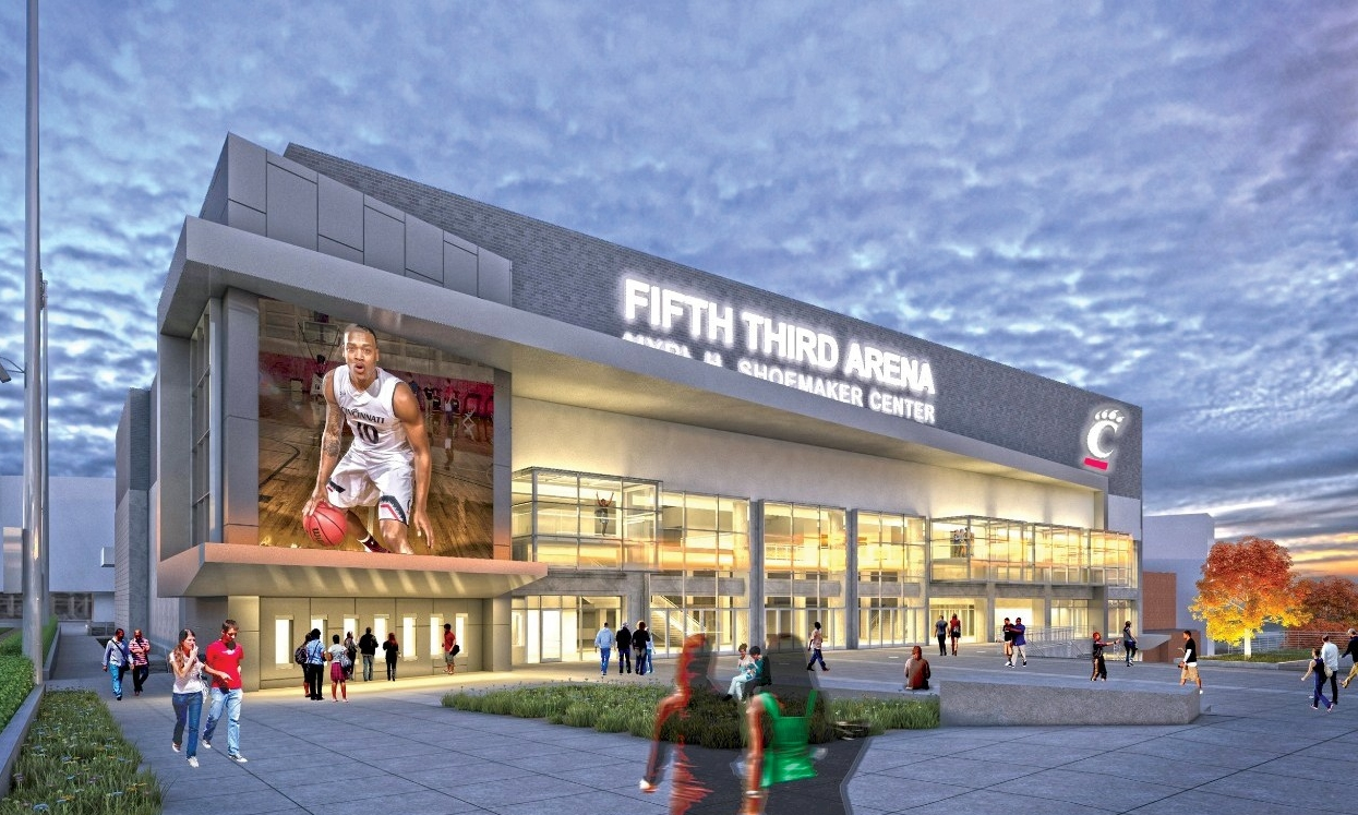 Fifth Third Arena Rendering
