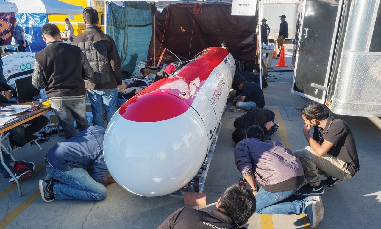 UC Hyperloop Team