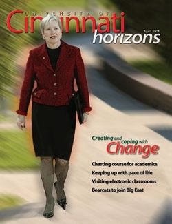 Creating and Coping with Change, April 2004