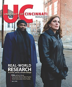 UC Magazine, April 2008