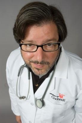 Professor James Kellaris  photo/Lisa Ventre