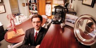 UC neurologist Joseph Broderick