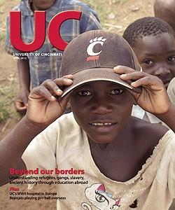 April 2012 magazine cover.