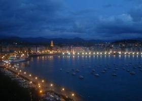 Spain waterfront