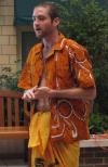 Trent Lobdell in Samoa